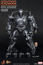 "Hot Toys MMS164 Iron Man Iron Monger Figure ""NIB"""