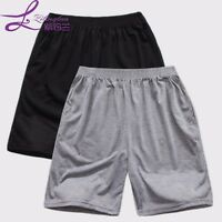 Outdoor Sport Shorts Men's Basketball Running Plus Size Fit Fattest Pants UK