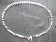 Modeschmuck-Halsketten & -Anhänger aus Edelstein Bergkristall