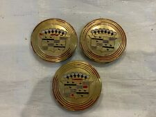 1954-1958 Cadillac Caps Kelsey Hayes Center Wire Wheels Sabre Medallions