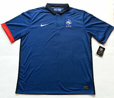France neuf OFFICIEL 2011 NIKE Home Shirt Jersey Bnwt Maillot Maglia 2012 2013