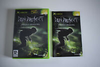 dark project deadly shadows xbox pal fr 1ère génération