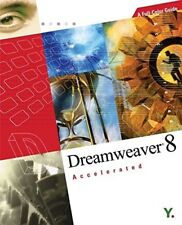 Very Good, Dreamweaver 8 Accelerated: A Full-Color Guide, Youngjin.com, Book