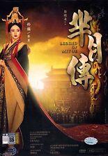 Chinese Drama DVD: Legend of Miyue 芈月传 (HD)_Good English Sub_R0_FREE SHIPPING