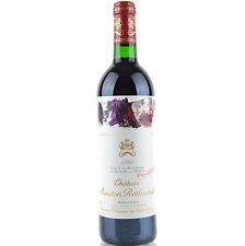 1 BOUTEILLE Chateau Mouton Rothschild 1992 1er Cru Classe 1855  PAUILLAC