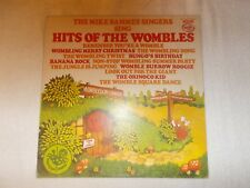 LP 12 in (environ 30.48 cm) Record Album-Le MIKE SAMMES SINGERS sing the hits of the librement