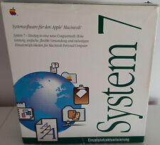 RARITÄT !! - Apple Macintosh System 7 - Deutsch