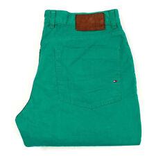 Pantaloni da uomo Verde Tommy Hilfiger