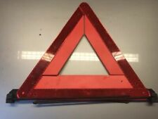 AUDI 80 CABRIOLET WARNING TRIANGLE