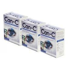 Can-C Eye Drops - 3 Boxes (Contains Six 5 ml Vials)