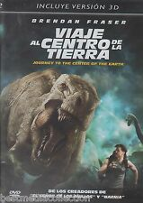 Journey To The Center Of The Earth / Viaje Al Centro De La Tierra 3 D SEALED