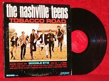 LP THE NASHVILLE TEENS TOBACCO ROAD 1964 LONDON NM NEAR MINT ORIGINAL PRESSING