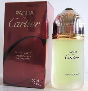 Cartier Pasha de Cartier 50 ml EDT / Eau de Toilette Spray