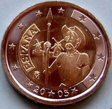 ESPAÑA 2 EUROS 2005 - EL QUIJOTE
