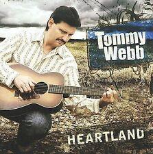 Heartland * by Tommy Webb (CD, Apr-2009, Rural Rhythm)