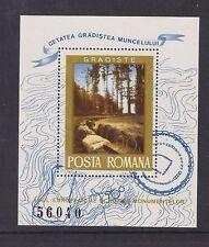 UMM MNH STAMP SET EUROPEAN ARCHITECTURE 1975 ROMANIA EUROPA 56040
