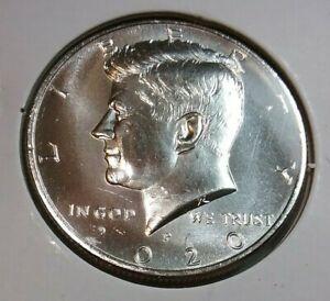 2020 Kennedy P Half Dollar - BU - Uncirculated