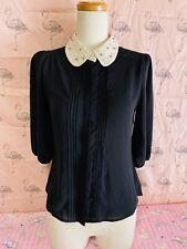 ❤️Dazzlin ❤️tops blouse Kawaii Japan cute tokyo shibuya lolita