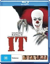Stephen King's IT : NEW Blu-Ray