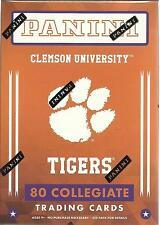 2016 Panini Clemson Tigers Collegiate Multi-sport Blaster 2-box Lot