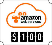 $100 AWS Promotional Credit Codes