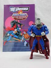 MOTU,MOTUC,DCU,BIZARRO,DC Universe,100% Complete,Exclusive,He-man