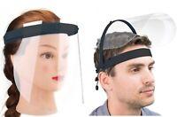 Klappvisier Gesichtsschutz Schutzvisier Visier Augenschutz mit 3 Wechselfolien