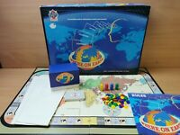 Vintage Where On Earth Board Game 1987 100% Complete Excellent Condition