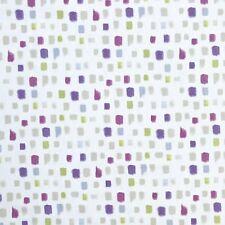 Prestigious Textiles Pip Lavender Cotton Fabric SAMPLE PIECE free P&P