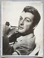 ROBERT TAYLOR n°304 MGM Photo Originale *