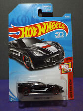2018 Hot Wheels CORVETTE C7 Z06 HW THEN & NOW Series 8/10. US Long card.