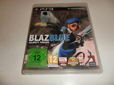 PLAYSTATION 3 PS 3 BlazBlue-Calamity Trigger