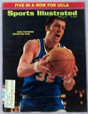 UCLA STEVE PATTERSON 1971 SPORTS ILLUSTRATED EX