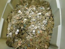 500 Wheat Pennies Inc. some unc, steel, maybe an Indian or two good mix of dates