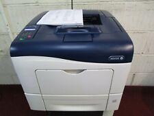 Xerox Phaser 6600dn A4 Colour Printer .