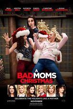 A Bad Moms Christmas Movie Poster (24x36) - Mila Kunis, Kristen Bell, Hahn v4