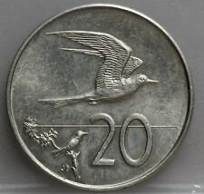 Cook Islands - 20 cents 1973 - KM# 5 - nice!