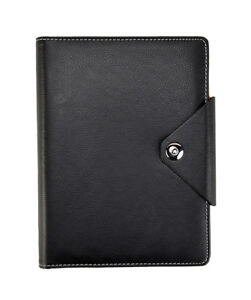 Journal Diary Notebook Personal A5 Organiser Planner PU Leather Cover x 1