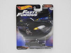 "1:64 Nissan Skyline GT-R (BNR32) - Hot Wheels Premium ""Fast & Furious"" Hot Wheel"