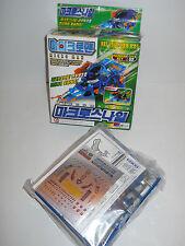 MicroMan KBS-2TV 02 Robot Model Kit Takara 1999 ~ Unbuilt ~ Micro Man