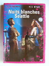 NUITS BLANCHES A SEATTLE - NORA EPHRON - DVD NEUF ET EMBALLE -