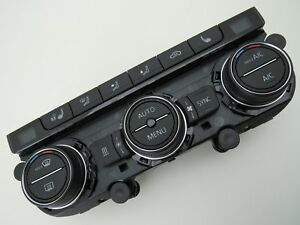Original Climatisation Sièges Chauffants Chauffage VW Tiguan II AD1 Allspace BW2