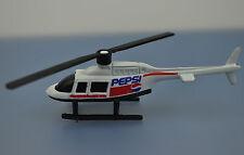 Pepsi Cola Hubschrauber Model Helikopter USA 1993 JA-RU Die-Cast Helicopter
