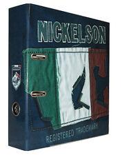 Angebot: 2 x Nickelson Boys Ordner DIN A4 + 2 x Playboy Etui NEU mit Rechnung
