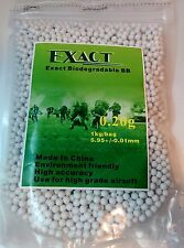 Biodegradable Airsoft BBs