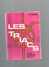 Les triacs JP Chabanne REF E27