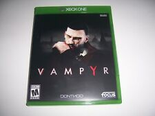Original Box Case Replacement Microsoft Xbox One XB1 Vampyr