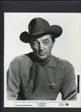 ROBERT MITCHUM AS A WESTERN SHERIFF - 1966 EL DORADO - HOWARD HAWKS - VINTAGE