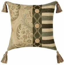 Jennifer Taylor Contessa Collection Designer Pillow, 18-Inch by 18-Inch