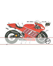 STUDIO 27 ALICE 1/12 GP 07 STONER #27 DECAL for TAMIYA DUCATI DESMO DESMOSEDICI